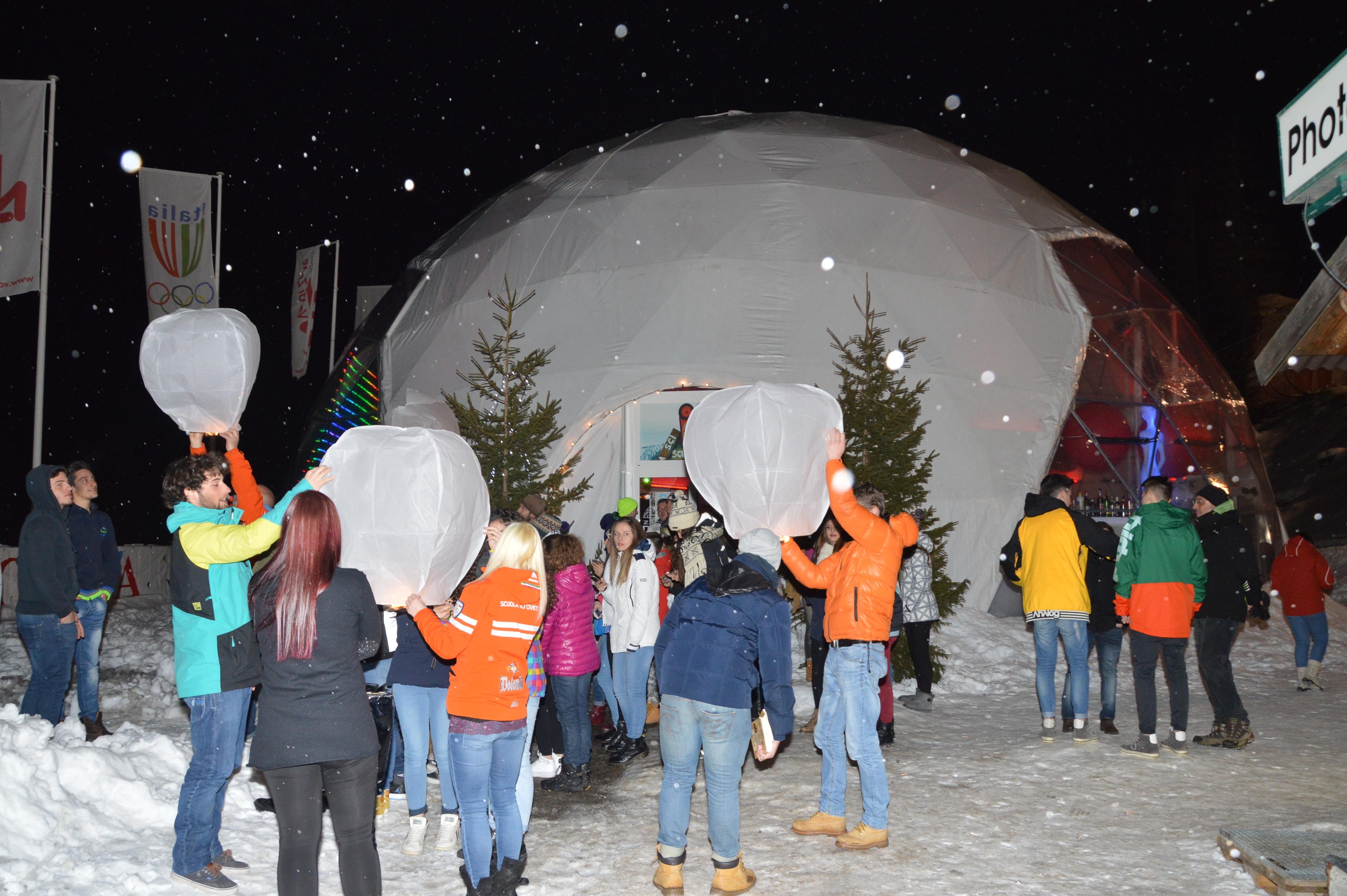 Festa della Neve, offerta di inizio stagione!